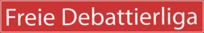 Logo Freie Debattierliga